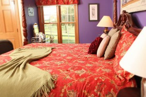 Scottish Bed & Breakfast King Suite
