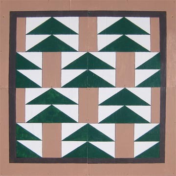 The Marshall County Barn Quilt Trail
