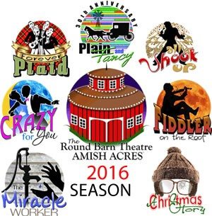 Round Barn Theatre 2016 Season
