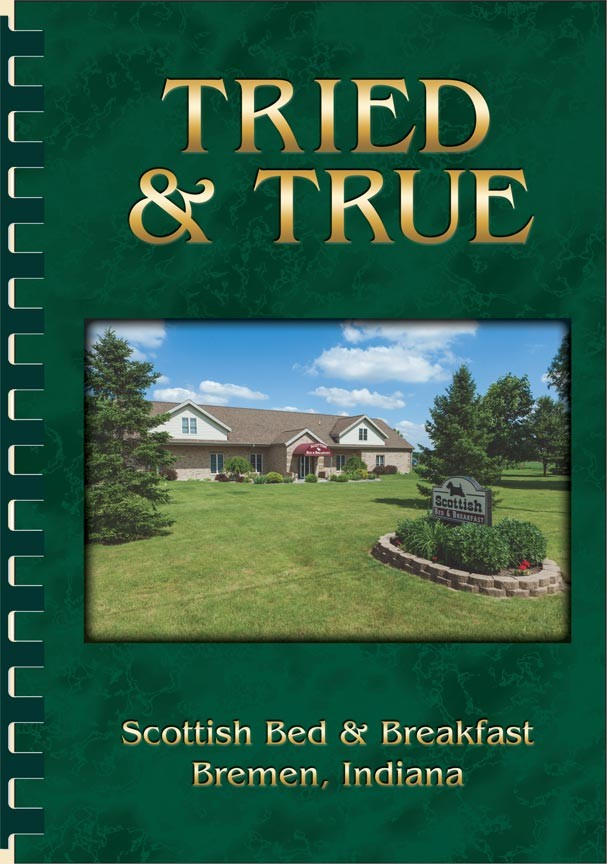 Tried & True - the new Scottish B&B Cookbook!