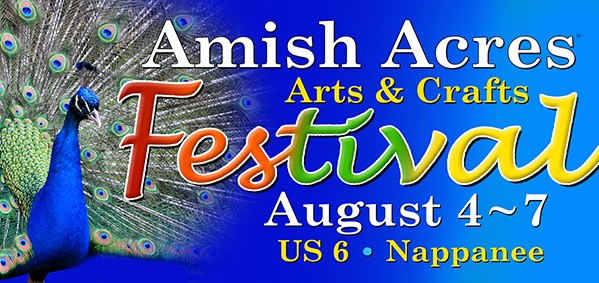 Amish Acres Arts and Crafts Festival 2016