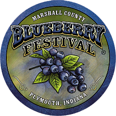 Marshall County Blueberry Festival 2014