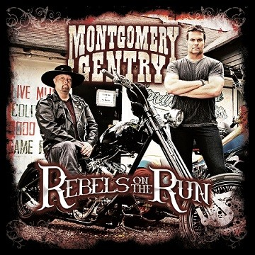 Montgomery Gentry at the Marshall County Blueberry Festival 2014